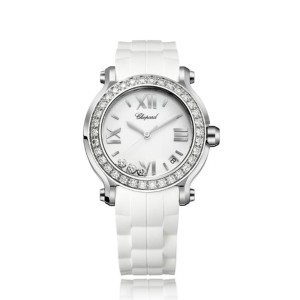 Chopard Happy Sport Customized Diamond Bezel 278475-3016