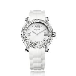 Chopard Happy Sport Customized Diamond Bezel 278475-3016