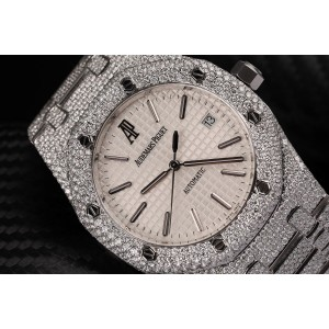 Audemars Piguet Royal Oak 15400ST.OO.1220ST.01 39mm Mens Watch