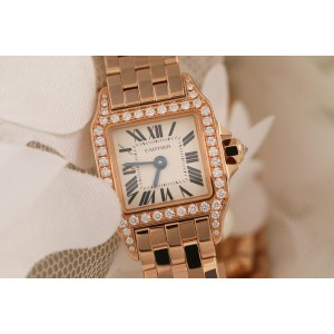 Cartier Santos 100 26mm Womens Watch