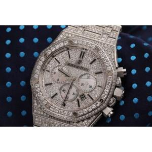 Audemars Piguet Royal Oak Chronograph 26331ST.OO.1220ST.02 41mm Mens Watch