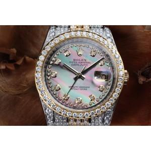 Rolex Diamond 116233 36mm Mens Watch