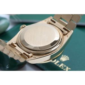 Rolex Diamond 18038 36mm Mens Watch