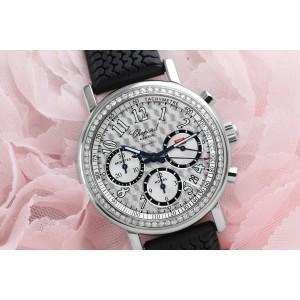 Chopard Mille Miglia Chronograph Custom Diamond Bezel 16/8331