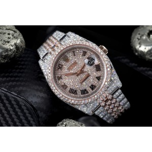 Rolex Diamond 116231 36mm Mens Watch