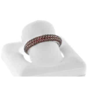 Dana Rebecca Sapphire Eternity Ring