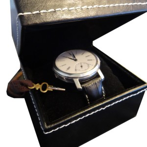 1890s Key Wind Quarter Repeater Wristwatch