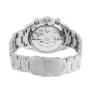 Omega Speedmaster Moonwatch 311.90.44.51.03.001 Co-Axial Blue Dial Titanium Case 44.25mm Mens Watch