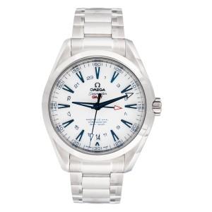Omega Seamaster Aqua Terra 231.90.43.22.04.001 Automatic GMT 43mm Mens Watch