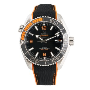 Omega Seamaster Planet Ocean 215.32.44.21.01.001 Stainless Steel Automatic 43.5mm Mens Watch