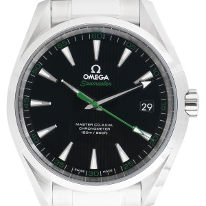 Omega Seamaster Aqua Terra 23110422101004 Stainless Steel 41.5mm Mens Watch