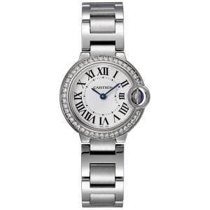 Cartier Women's Ballon Bleu Diamond