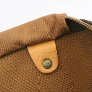 LOUIS VUITTON Monogram canvas Speedy 35 Hand Bag M41524