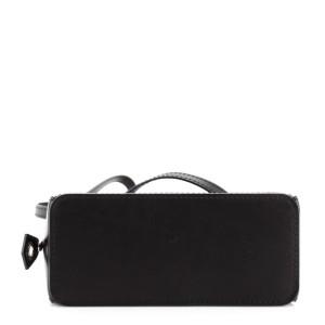 Louis Vuitton Dora Handbag Monogram Canvas and Calfskin Nano