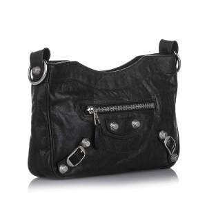 Motocross Giant 12 Leather Crossbody Bag