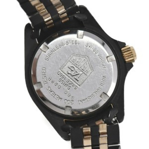 TAG HEUER 1000 Professional 980.028B black Dial Quartz Ladies Watch