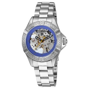 Stuhrling Regatta Skeleton 331.121196 Stainless Steel 34mm Watch