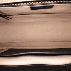 Medium Leather Roy Satchel
