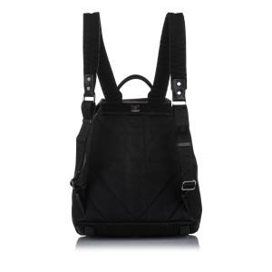 Visetos Nylon Drawstring Backpack