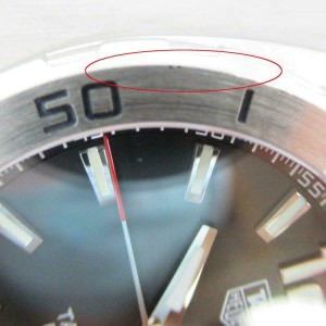 TAG HEUER Stainless steel/Stainless steel Formula 1 watch RCB-44
