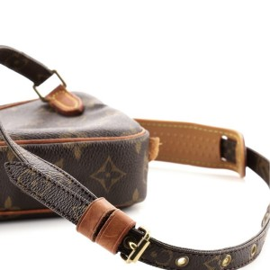 Louis Vuitton Pochette Marly Bandouliere Bag Monogram Canvas