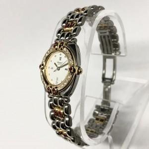 CHOPARD GSTAAD 18K Gold & Steel Ladies Watch