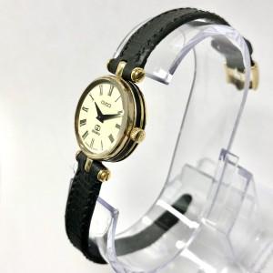 GUCCI Quartz Gold-Plated Ladies Watch