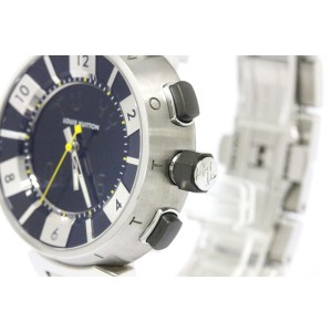 Louis Vuitton Tambour Stainless Steel 41mm Mens Watch