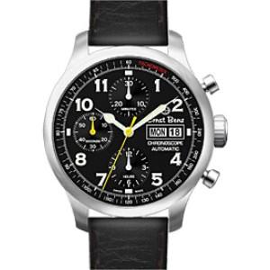 "Ernst Benz ""ChronoScope"" Stainless Steel Mens Watch"