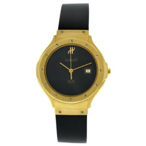 Hublot MDM Geneve Classic Ladies' 140.10.3 18K Gold Quartz 32mm Watch