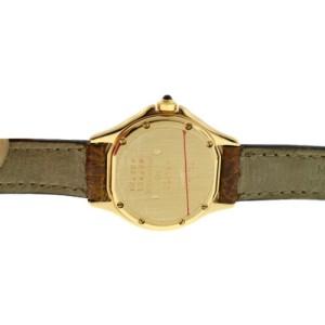 Cartier Panthere Cougar 887921 18K Yellow Gold Quartz 26MM Ladies Watch
