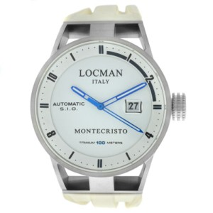 New Locman Montecristo Titanium Ref. 511 Men's Automatic 44MM Watch