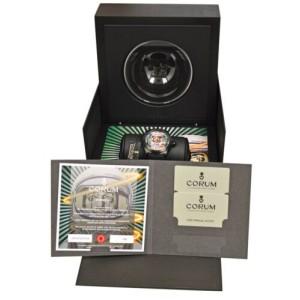 Corum Bubble Magical Elizabetta Fantone L390/03653 - 390.200.95/0371 EF02 Watch