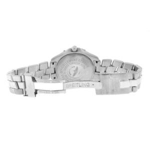 Men's Breitling Colt Ocean A64350 Steel 38MM Date Quartz Watch