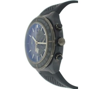 New Mens Versace DV One 26CCS7D455 S009 Steel PVD Chrono 45MM Automatic Watch