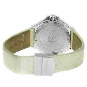 Ladies Tag Heuer Formula 1 WAC1215-0 Stainless Steel Diamond Quartz 36MM Watch