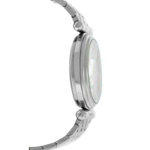 New Unisex Gerald Genta Retro Classic G.3328.7 Stainless Steel 33MM Quartz Watch