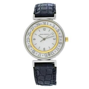 Unisex Girard-Perregaux Integrale Steel Gold Date 32MM Quartz Watch