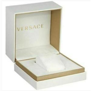 New Versace Krios 93Q99BD008 S009 Floating Spheres Steel 38MM Quartz Watch