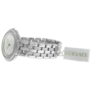 New Versace THEA VA706 0013 Stainless Steel Quartz 39MM Watch