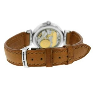 Ladies Girard Perregaux Integrale Steel Date 26MM Quartz Watch