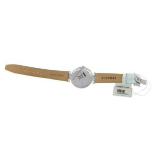 New Versace Mystique White Floral I9Q99SD1TU S001 Quartz 38MM Watch