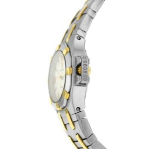 Ladies' Concord Saratoga 15.36.1840 Stainless Steel Gold 25MM Quartz Watch