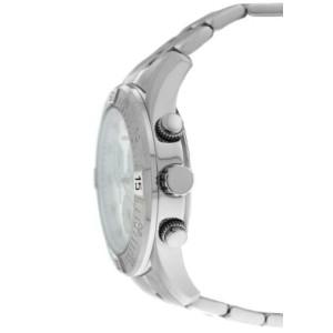 Mens Tourneau Corporate Collection 42MM Steel Quartz Chrono Watch