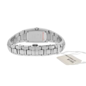 New Lady Maurice Lacroix Intuition IN3012-SS002-320 Steel Quartz $1000 Watch