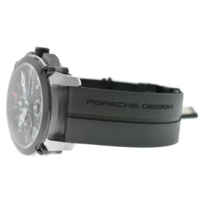 Porsche Design Indicator P6930 6930.21.43.1201 Chronograph Titanium 47MM Watch