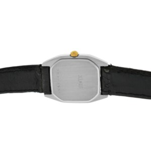New Ladies' Longines XL18 Stainless Steel Gold Plaque Quartz 20mm Watch
