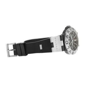 Bvlgari Bulgari Diagono Men's 44MM Titanium Automatic Ti 44TA Watch