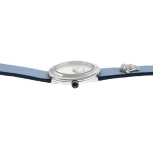 New Versace V-Flare VEBN00118 Steel Wrap Around Bracelet Quartz 28MM Watch