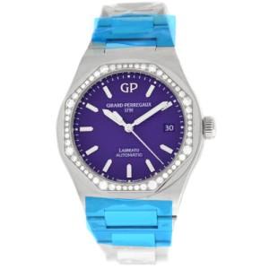 Girard-Perregaux Laureato Summer Limited 81005 D11A182511A Diamond Unisex Watch